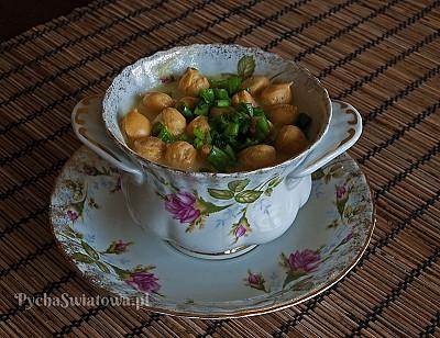 Zupa krem z pora