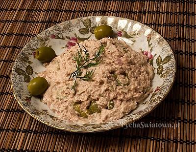 Pasta z tuńczyka
